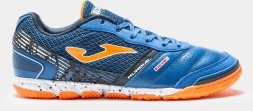 Футзалки JOMA MUNDIAL 904 ROYAL INDOOR (артикул: MUNW.904.IN) (сине-оранжевые)
