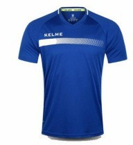Футболка футбольная KELME SHORT SLEEVE FOOTBALL SHIRT (артикул: K16Z2003-409)